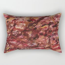 """Il Carneval Di Venezia"" Rectangular Pillow"