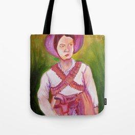 La Juana Gallo Tote Bag