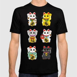 Lucky Cat / Maneki Neko T-shirt