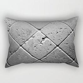 Tile Texture Rectangular Pillow