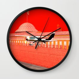 Squared: Back In USSR Wall Clock
