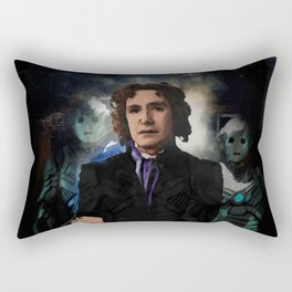 The Eight Doctor - Dreadnought (Comic Cover) Rectangular Pillow