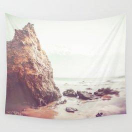 Malibu,beach photography, Los Angeles, beach, seaside, California, surf, California ph Wall Tapestry