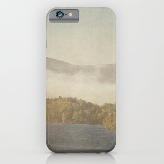 Fog and Color iPhone & iPod Case