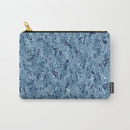 White Water Waves Carry-All Pouch