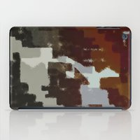 tapestry iPad Cases featuring Tapestry by Anish K Sah