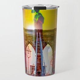 New York NYC Travel Mug