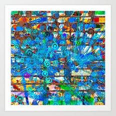 JT (Goldberg Variations #29) Art Print