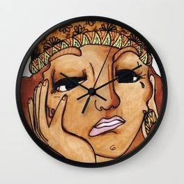 What's the move? Wall Clock