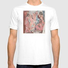 Pablo Picasso - Les Demoiselles d'Avignon T-shirt