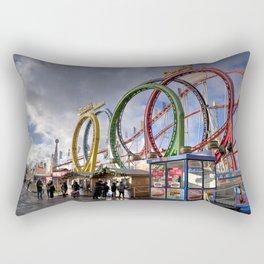 Hyde Park Coaster Rectangular Pillow