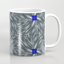 Making Waves Gray Coffee Mug