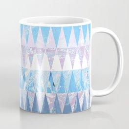 Geometric marble Coffee Mug