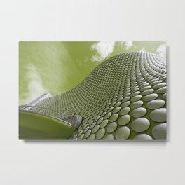 Green Selfridges  Metal Print
