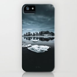 Only pieces left iPhone Case