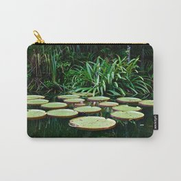 TROPICAL POND Carry-All Pouch