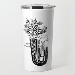 The tuba Travel Mug