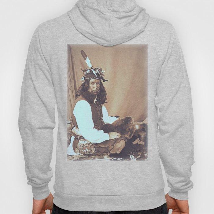 Seneca Tribe Native American 1730 Hoody