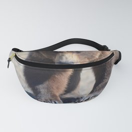 Alaskan Grizzly Bear - Spring Fanny Pack