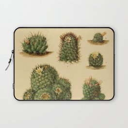 Naturalist Cacti Laptop Sleeve
