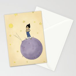 The Little Prince Of Saiyans Stationery Cards