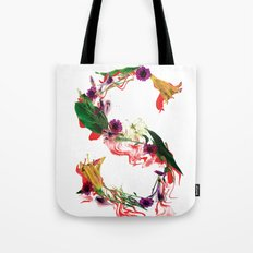 The Letter S Tote Bag