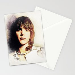 Gram Parsons, Music Legend Stationery Cards