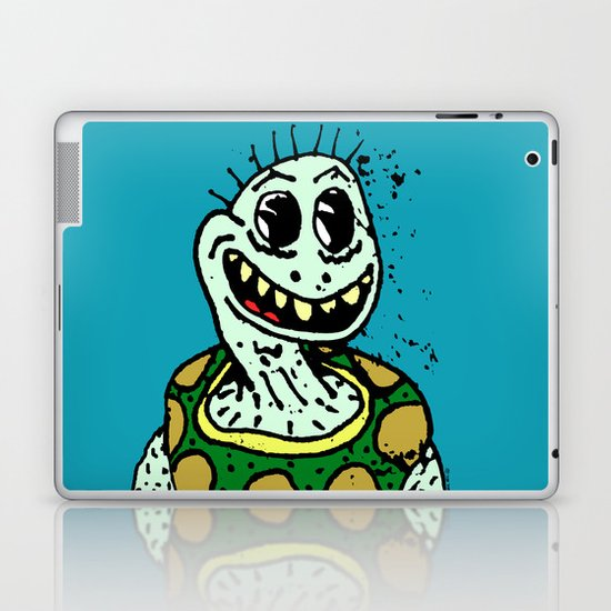 A TORTOISE. Laptop & iPad Skin