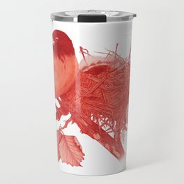 Nested Oriole Travel Mug