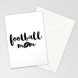 Football Mom Stationery Cards