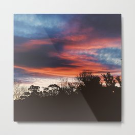 Sunset IV Metal Print