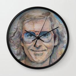 Ivan Graziani Wall Clock