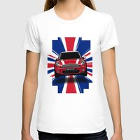 uk T-shirts featuring UK Cooper by McGrathDesigns