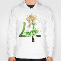 sailor jupiter Hoodies featuring Eternal Sailor Jupiter by Yue Graphic Design