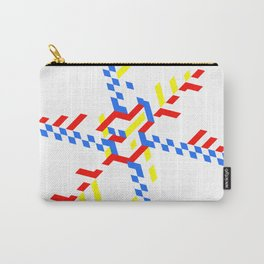 Let it snow blanche Carry-All Pouch