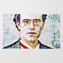 Gustav Mahler (1860 – 1911) Rug