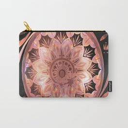 A Penny For Your Thoughts Mandala Carry-All Pouch