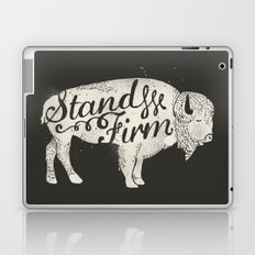 Stand Firm Laptop & iPad Skin