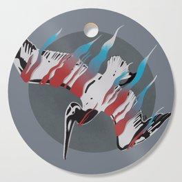 Windbreaker Cutting Board