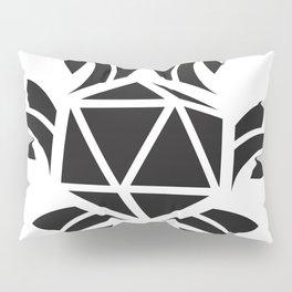 ripe jewel - black Pillow Sham