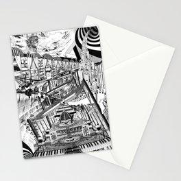 A VECES CUALQUIER COSA ES CUALQUIER COSA Stationery Cards