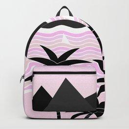 Hello Islands - Pink Skies Backpack