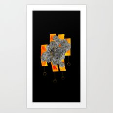 Original mix Art Print