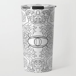 Other Worlds: Eye of the Beholder Travel Mug