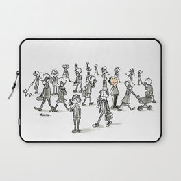 Unplugged Urban Art Laptop Sleeve