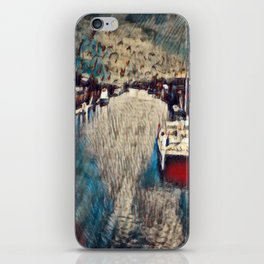 Fisherman's Wharf iPhone Skin