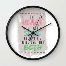 18 Wall Clock