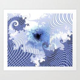 Fractal #3 Art Print