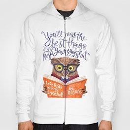 Owl's Wide Shut Hoody