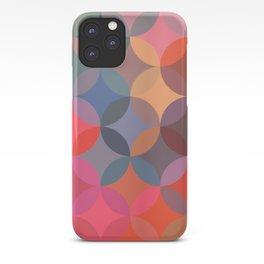 Moroccan pattern multicolor iPhone Case